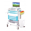 Mobil Nurse Workstation(SEPERATE PC)