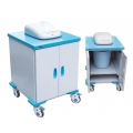 Inductive Dirty Collection Trolley