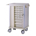 ABS Deluxe Medication Trolley