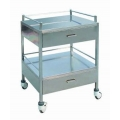 Trolley with Two Drawer & Shelf