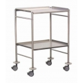 Instrument Trolley Curved Corners.
