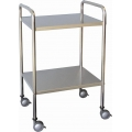 Instrument Trolley with Shelf