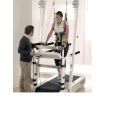 Treadmill with suspension Therapy Unit