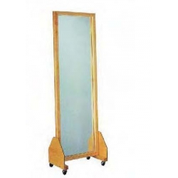 Posture correction mirror