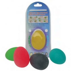 Squeeze Ball Egg Shape